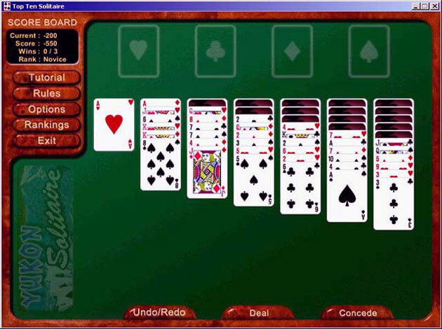 All The We Love About Solitaire